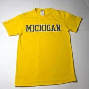 Michigan Wolverines College T-Shirt Football NCAA
